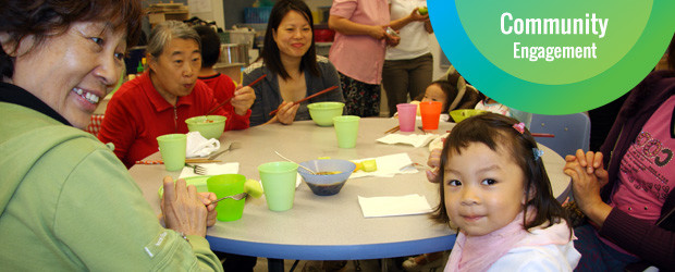 Students, staff, families, agencies and businesses work together at Burnaby's eight Community Schools to meet the educational, recreational and social needs of the neighbourhood.