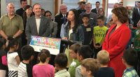 Earlier this month Premier Christy Clark, Minister of Education Mike Bernier were honoured guests at Taylor Park Elementary Schools' Coding & Robotics Showcase Gallery. The students were uber-excited to show […]