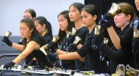 Twelve students who play in the Burnaby School District Handbell ensemble, Sound Wave, played at the opening of the international Handbell Symposium in Vancouver this summer. Under the direction of Janet […]