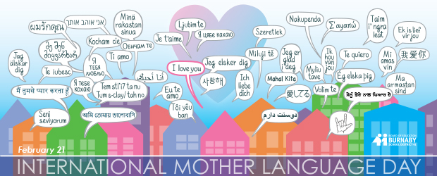 Did you know that 48% of our students speak a language other than English at home?