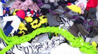 A class project in Moscrop Secondary's textile class focused on two great causes – minimizing their environmental footprint and helping homeless dogs. Using old t-shirts, students created braided bone toys for […]