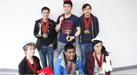 Burnaby South participated for the first time ever in the World Scholar's Cup, a 2-day intellectual challenge that covers a variety of subject areas. Their team finished 4th in the senior division […]
