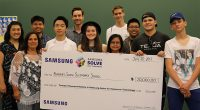 "The future will be inspired by students who are proficient in STEM subjects – and Samsung is helping engage students in STEM with its ""Solve for Tomorrow"" Challenge. Burnaby South […]"